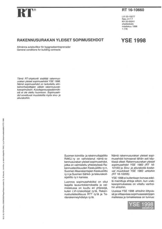 Yse 1998